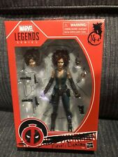 X-Men Marvel Legends - Domino (Deadpool 2 Movie) - 6-Inch Action Figure
