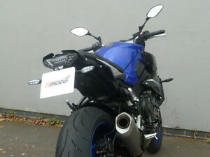 Yamaha MT 10 MT 10 SP Tail Tidy No cutting of wires plug and play