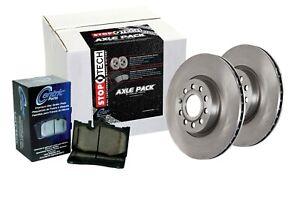 Centric Parts 905.35026 Disc Brake Upgrade Kit For 06-07 Mercedes-Benz C350