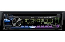 JVC KDR980BTS Bluetooth USB CD Multi Color Pandora Android iPhone SiriusXM Ready