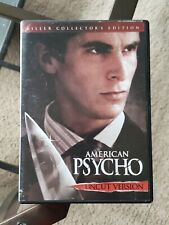 American Psycho (Uncut Version) (Killer Dvd