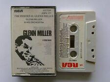 Glenn Miller - The Immortal Glenn Miller & His Orchestra 1973 Cassette (C25)