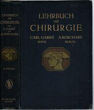 Chirurgie 1921 Garre & Borchard German Surgical Graphic Photos Deformities