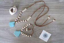 Turquoise Stone Fashion Jewellery Sets