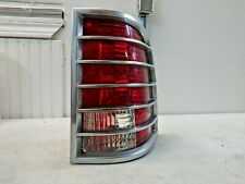 MERCURY MOUNTAINEER 2002-2005 TAIL LIGHT RIGHT PASSENGER SIDE