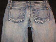 Rock & Republic Jeans Skynard Bootcut Distressed Sz 28