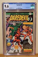 DAREDEVIL #123 CGC 9.6 - OW/W PAGES **NICK FURY APP.** 6 CGC 9.8's GRADE HIGHER