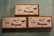 HP Models 1:700 Flugzeugset: Luftschlacht über Deutschland  (1944) -12 Flugz.. -