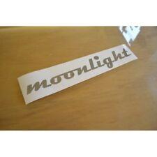 BURSTNER Nexxo Moonlight Motorhome Name Sticker Decal Graphic - SINGLE