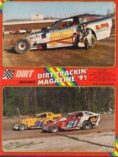 Dirt Trackin' Magazine Mike King Billy Decker Vol.12 No.21 1991 052118nonr