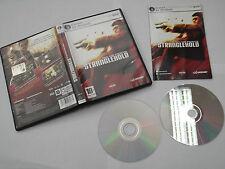 STRANGLEHOLD,GIOCO PC CD-ROM, USATO BUONE CONDIZIONI,ITALIA