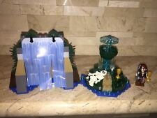 LEGO PIRATES OF THE CARIBBEAN FOUNTAIN OF YOUTH SET 4192 INCOMPLETE