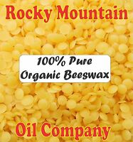 100% PURE ORGANIC FILTERED YELLOW BEESWAX RAW PASTILLES BEADS PELLETS BEARDS