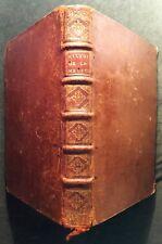 John FREIND, Histoire de la Médecine depuis Galien.. (Leyde, Langerak, 1727).