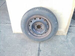 Berlingo partner 96-09 Wheel And 175/70r14 michelin Tyre Excellent Tread 6.5mm