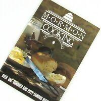 Mormon Cooking Cookbook Over 150 Famous Authentic Recipes LDS Vintage Paperback