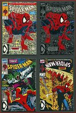 Spiderman (1990) Todd McFarlane SET #1  #1A  #2  #3     9.6 NM+