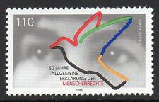 GERMANY MNH 1998 SG2880 50th Anniversary of Human Rights