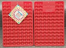 2 Jello Jell-O Beans Jelly Bean Mold with Instructions