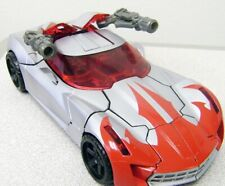 Transformers Hunt for the Decepticons Sidearm SIDESWIPE Complete Hftd Deluxe