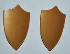 27350 Escudo dorado 2u playmobil,shield,scudo