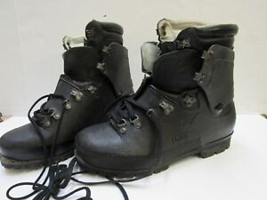 Original German LOWA Civetta Combat Mountaineering Boots Mens US Size 9 1/2