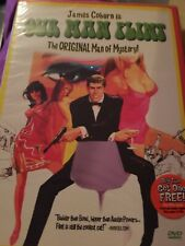 Our Man Flint James Coburn DVD