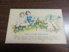 Older Easter Postcard              c27