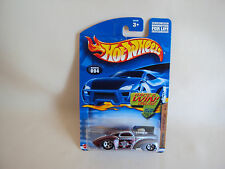 VINTAGE 2001 MATTEL TOY HOT WHEELS CAR JEEP WILLYS COUPE SEALED