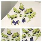 Vintage G1 Transformers Devastator Constructicons Parts Lot