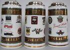 Leinenkugel, Chippewa Falls, Wis. 1997 Small Breweris of Wis. beer stein set