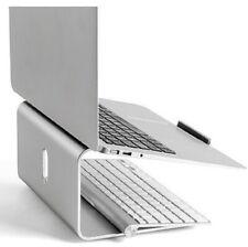 Universal 360° Rotating Riser Base Stand Holder for Macbook Laptop Notebook Mac