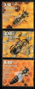 2019 Croatia Honey Bees MNH