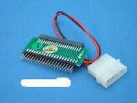 "2.5"" to 3.5"" IDE HD-40P44P HDD 40 Pin Male 44 Pin Female Adapter Bulk"