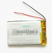 3.7V 600mAh 403048 Rechargeable Battery Li-Po For Mp3 Mp4 cell phone bluetooth
