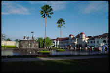 217045 Yogyakarta The Independence Monument And Office Buildings A4 Photo Print