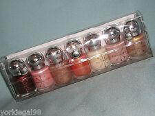 Tony & Tina Colors Of Happiness 7 Piece Mini Nail Polish Collection