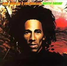 Natty Dread by Bob Marley & the Wailers (CD, Jan-1994, Tuff Gong) NO BACK INSERT