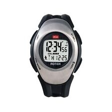 MIO Motion Heart Rate ECG Watch w/Built-in Pedometer Sport Watch 0037USBLK