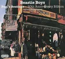 Paul's Boutique [20th Anniversary] [PA] [Digipak] by Beastie Boys (CD, Feb-2009, Capitol)