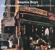 BEASTIE BOYS - PAUL'S BOUTIQUE [20TH ANNIVERSARY] [PA] [DIGIPAK] (NEW CD)