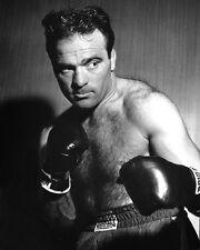 World Boxing Champion MARCEL CERDAN Glossy 8x10 Photo Boxer Pose Poster Print