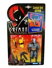 Batman The Animated Series BATMAN COMBAT BELT Kenner 1994 Version Action Figure