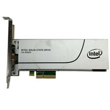 Intel SSD 750 Series 400GB PCI-E 3.0 X4 NVMe Add-in Card SSDPEDMW400G4