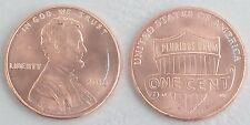 USA 1 cent Lincoln 2016 D unz.