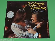Werner Twardy & his Combo Piano Party - Midnight Dancing - SR LP
