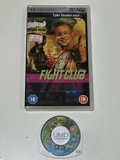 Fight Club UMD Movie for PSP Region ALL Will Ship Worldwide!