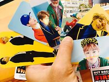 NCT DREAM PHOTO CARD ((06)) - My First and Last - all of 11