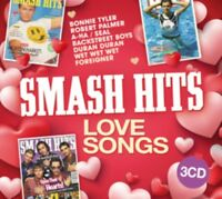 Smash Hits Love Songs - Nuevo CD