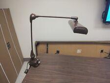 Vintage Art Specialty Co. Flexo Lamp Steampunk Industrial Drafting Art Table